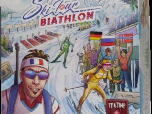 SKI TOUR BIATHLON